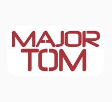 Major Tom by Mhaddie