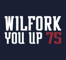 Vince Wilfork - Wilfork You Up by AllisaB
