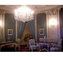 Round Room - the Emperor's bureau Photographic Print
