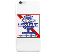 Beyond Kayfabe Podcast - Pabst iPhone Case/Skin