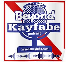 Beyond Kayfabe Podcast - Pabst Poster