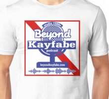 Beyond Kayfabe Podcast - Pabst Unisex T-Shirt