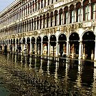 VENICE FLOODS  by Scott  d'Almeida