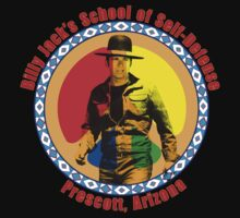 Billy Jack's School of Self Defense by superiorgraphix