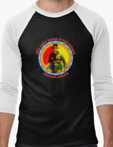 Billy Jack's School of Self Defense Men's Baseball ¾ T-Shirt