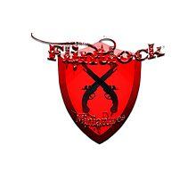 Flintlock miniatures logo Photographic Print