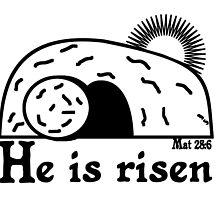 HE IS RISEN by Calgacus