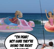 Donuts! Sticker