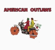 American Outlaws (Harold and Maude) Baby Tee