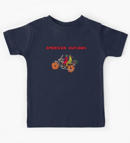 American Outlaws (Harold and Maude) Kids Tee