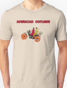American Outlaws (Harold and Maude) Unisex T-Shirt