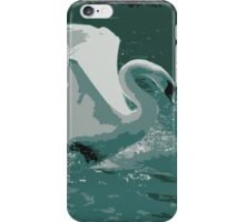 On Powerful Wings iPhone Case/Skin