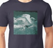On Powerful Wings Unisex T-Shirt