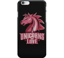 Unicorns of Love  - T - Shirts & Hoodies  iPhone Case/Skin