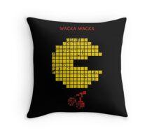 Wacka wacka! Throw Pillow