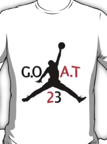 GOAT Jordan T-Shirt