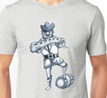 blue pirate Unisex T-Shirt