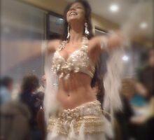 Greek Night Dance II by Jennifer Ferry