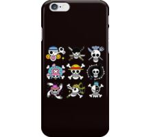 Strawhat Pirates (Newly Edit) iPhone Case/Skin