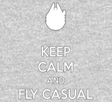 keep calm and fly casual  Kids Clothes