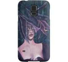 Lily Lady Samsung Galaxy Case/Skin