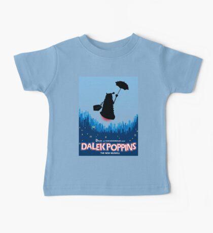 Dalek Poppins  Baby Tee
