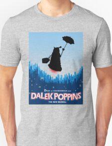 Dalek Poppins  T-Shirt