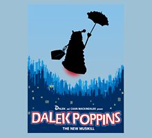 Dalek Poppins  Womens T-Shirt