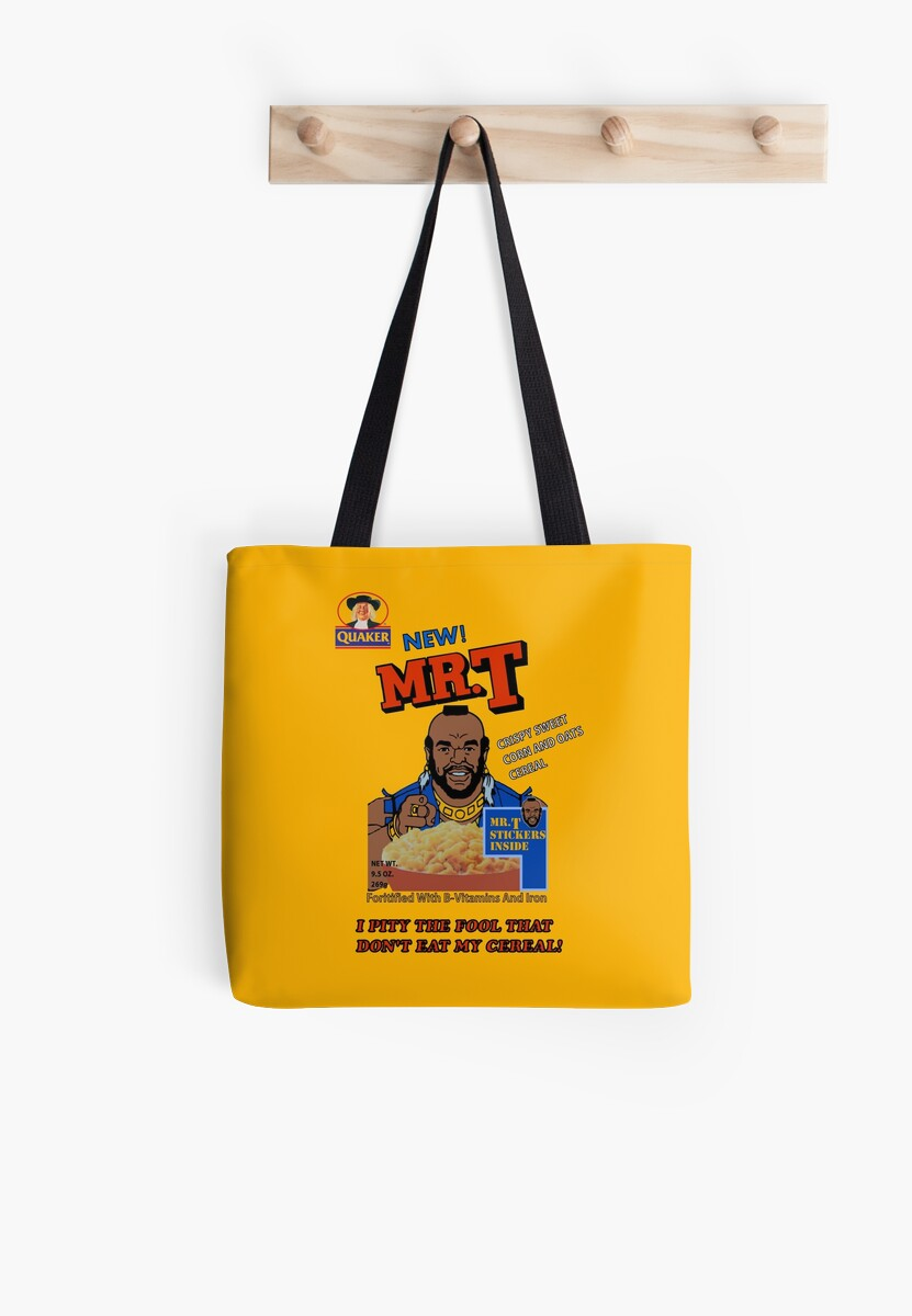 Mr. T Cereal  by Faction