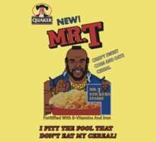 Mr. T Cereal  Kids Clothes