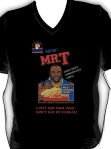 Mr. T Cereal  T-Shirt
