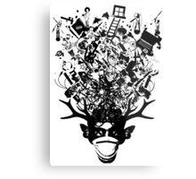 ZED Metal Print