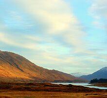 loch cluanie,scotland by dale54