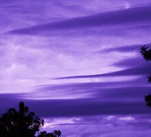 Strange Cloud Formation by Dave Storey