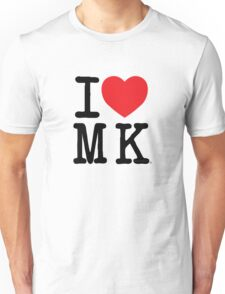 I Love MariKikka Unisex T-Shirt
