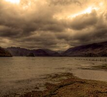 Derwent Water by Martyn Coupland