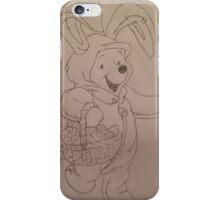 Easter Winnie  iPhone Case/Skin