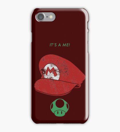 It's a me! iPhone Case/Skin