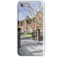 Harper Adams University iPhone Case/Skin