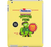 Teenage Mutant Puddin' Pies iPad Case/Skin