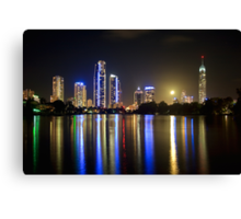 Surfers Paradise Canvas Print