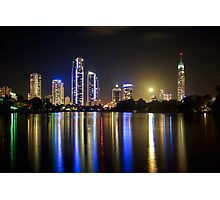 Surfers Paradise Photographic Print