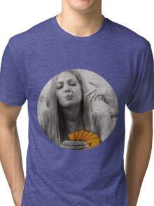 Girl, Interrupted - Lisa Rowe Tri-blend T-Shirt