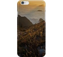 sunset in grigna iPhone Case/Skin