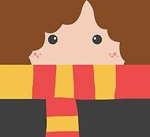 Hermione Granger Iphone Case by Mhaddie