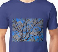 Beyond The Treetops To The Blue Sky Unisex T-Shirt