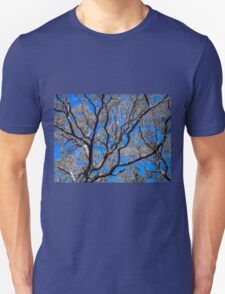 Beyond The Treetops To The Blue Sky T-Shirt