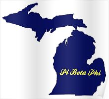 Pi Beta Phi Poster