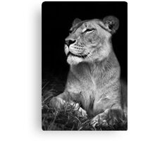 Proud Canvas Print