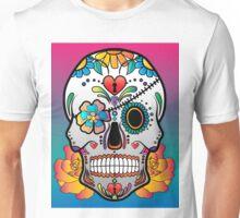 Sugar Skull 3 Unisex T-Shirt